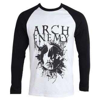 tričko pánské s dlouhým rukávem Arch Enemy - Skull Baseball - RAZAMATAZ, RAZAMATAZ, Arch Enemy