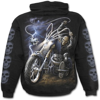 mikina pánská SPIRAL - Ride To Hell - Black - T021M451