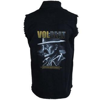 košile pánská bez rukávů (vesta) Volbeat - Outlaw Gentlemen - RAZAMATAZ - WS082