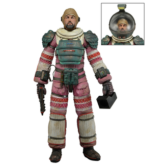 figurka ALIEN (Vetřelec) - DALLAS - Compression Suit, NECA, Alien - Vetřelec
