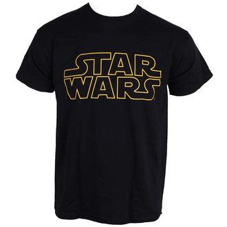 tričko pánské Star Wars - Logo Outline Fotl - LIVE NATION - PE12166TSB