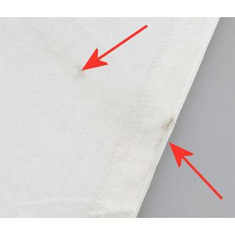 tričko pánské BLACK ICON - White - POŠKOZENÉ, BLACK ICON