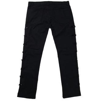 kalhoty BAT ATTACK - Black - POŠKOZENÉ, BAT ATTACK