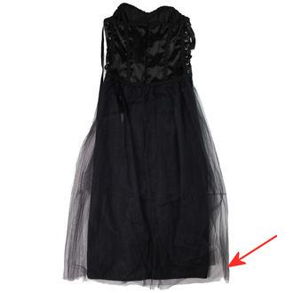 šaty dámské ADERLASS - Black - POŠKOZENÉ, ADERLASS