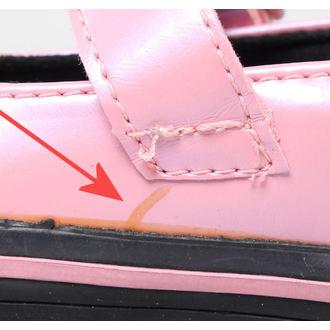 boty dětské T.U.K.- Pink/Black - POŠKOZENÉ, NNM