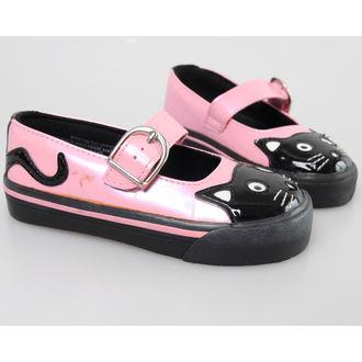 boty dětské T.U.K.- Pink/Black - POŠKOZENÉ