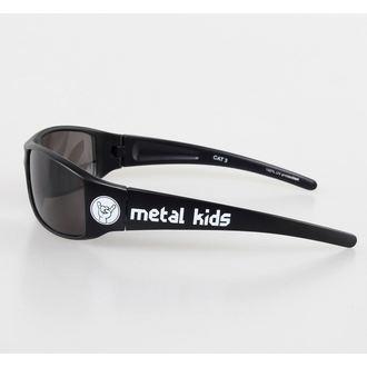 brýle sluneční dětské Metal-Kids - Metal Kid - Glossy Black