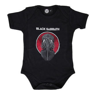body dětské Black Sabbath - 2014 - Black - Metal-Kids - 515-30-8-999