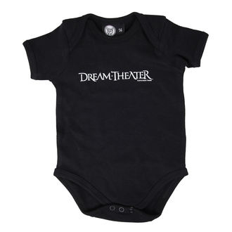 body dětské Dream Theater - Logo - Black - Metal-Kids