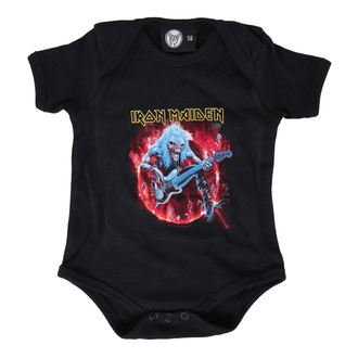 body dětské Iron Maiden - FLF - Black - Metal-Kids, Metal-Kids, Iron Maiden