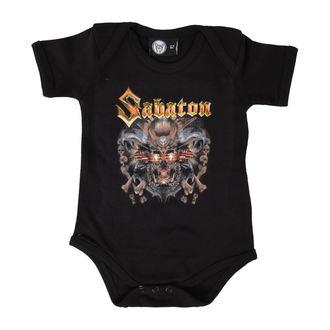body dětské Sabaton - Metalizer - Black - Metal-Kids, Metal-Kids, Sabaton