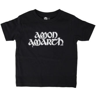 tričko dětské Amon Amarth - Logo - Black - Metal-Kids, Metal-Kids, Amon Amarth