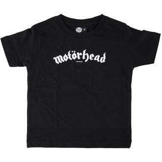 tričko dětské Motörhead - Logo - Black - Metal-Kids, Metal-Kids, Motörhead