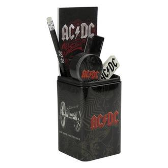sada psacích potřeb AC/DC, DF, AC-DC