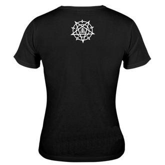 tričko dámské AMENOMEN - Wolf - BLK - OMEN036DA