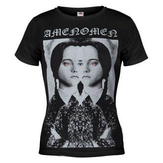 tričko dámské AMENOMEN - Evil Girl - BLK - DOMEN031