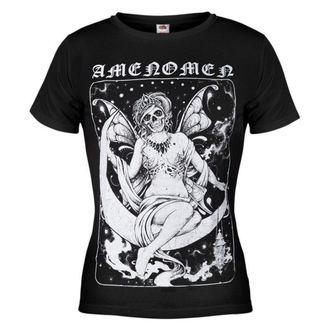 tričko dámské AMENOMEN - Fairy - BLK - DOMEN028