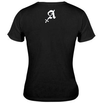 tričko dámské AMENOMEN - Satan - BLK - OMEN021DA