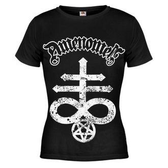 tričko dámské AMENOMEN - BLK - DOMEN009