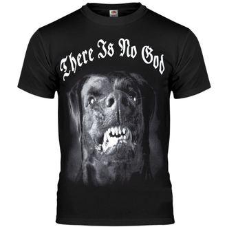 tričko pánské AMENOMEN - Dog - BLK - KOMEN034