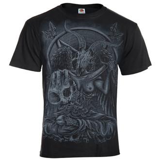 tričko pánské AMENOMEN - Demon - BLK - OMEN023KM