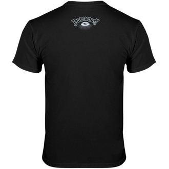 tričko pánské AMENOMEN - Skeleton Da Vinci - BLK - OMEN020KM