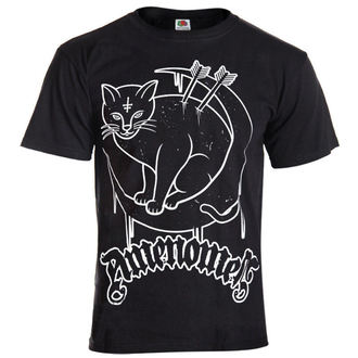 tričko pánské AMENOMEN - Mooncat - BLK