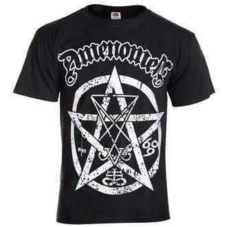 tričko pánské AMENOMEN - Pentagram - BLK - OMEN012KM