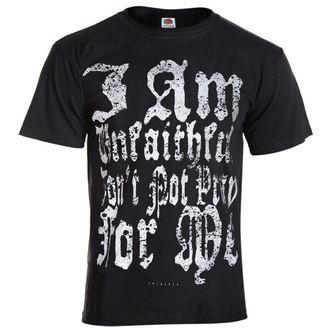 tričko pánské AMENOMEN - I Am Unfaithful - BLK - KOMEN006