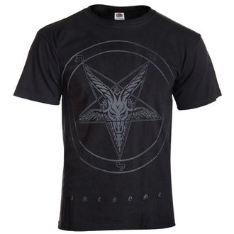 tričko pánské AMENOMEN - Goat - BLK - OMEN001KM