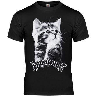 tričko pánské AMENOMEN - Pure Evil - BLK - OMEN004KM