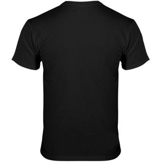 tričko pánské AMENOMEN - Lucyfer - BLK - OMEN022KM