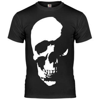 tričko pánské AMENOMEN - Skull - BLK - OMEN035KM