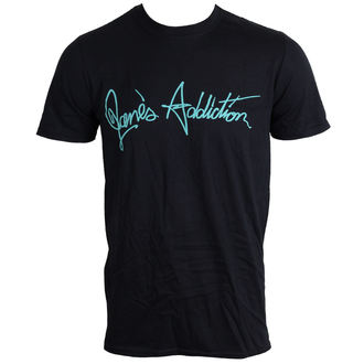 tričko pánské Jane's Addiction - logo - LIVE NATION - POŠKOZENÉ - N079