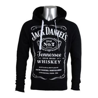 mikina pánská Jack Daniels - Black, JACK DANIELS