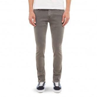 kalhoty pánské VANS - V76 SKINNY - Worn Grey