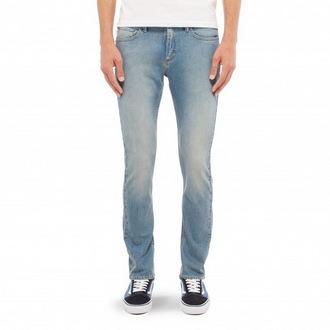kalhoty pánské VANS - V76 Skinny Vintage - Indigo - VK4DH2V