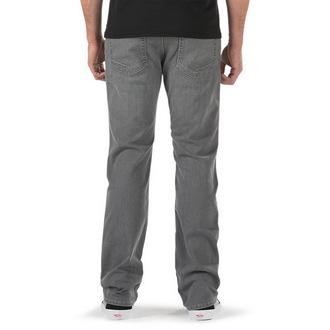 kalhoty pánské VANS - V66 SLIM - Worn Grey - VK4F92D