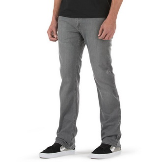 kalhoty pánské VANS - V66 SLIM - Worn Grey, VANS