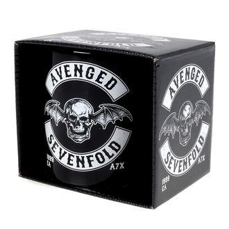 hrnek Avenged Sevenfold - Deathbat Crest - ROCK OFF - ASMUG03