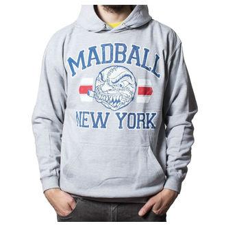 mikina pánská Madball - Giants - BUCKANEER - Grey, Buckaneer, Madball