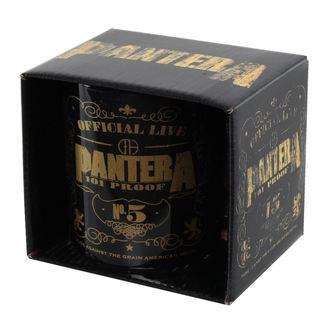 hrnek Pantera - Proof - ROCK OFF, ROCK OFF, Pantera