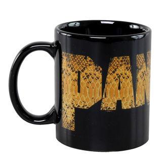 hrnek Pantera - Snake Logo - ROCK OFF, ROCK OFF, Pantera