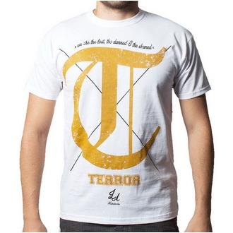 tričko pánské Terror - Damned - BUCKANEER - White, Buckaneer, Terror