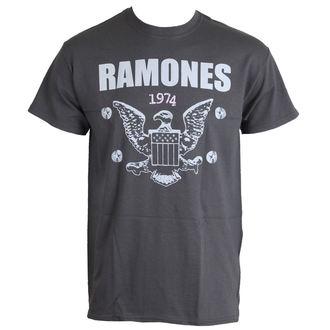 tričko pánské Ramones - 1974 Eagle - ROCK OFF, ROCK OFF, Ramones
