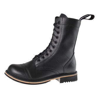 boty dámské ALTERCORE - 10dírkové - Ohio - Black