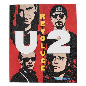 kniha U2 - Revoluce, U2
