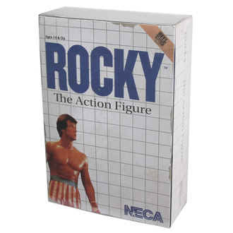 figurka Rocky - 1987 Video Game, NECA