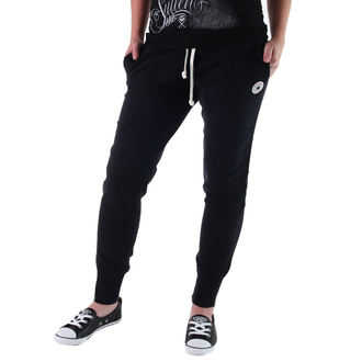 kalhoty dámské (tepláky) CONVERSE - GF Core Signature P - BLK - 11896C-003