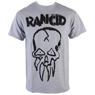 tričko pánské Rancid - Squid Skull - Grey - RAGEWEAR, RAGEWEAR, Rancid